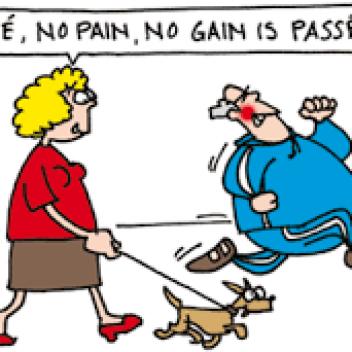 'Meer lichte beweging beter voor diabetespatiënt dan intensief sporten'