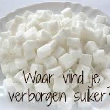 Nederlanders eten weinig 'verborgen suikers'